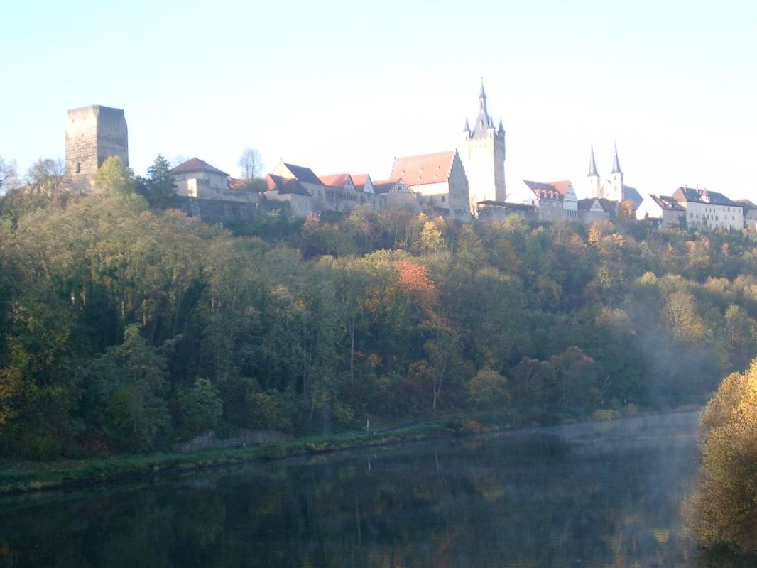 Wanderung von Bad Wimpfen zur Waldschenke | Urlaubsland Baden ...