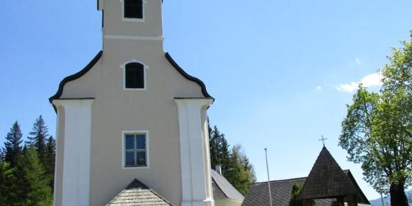 Pfarrkirche Mariä Namen in Glashütten, erbaut 1767-1769
