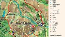 Hermannshöhen Tourentipp 15: / Erlesene Natur: Der Schmetterlingspfad bei Willebadessen