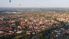 Schleifenroute DE Herne - Münster Etappe 126/2 Alternativroute