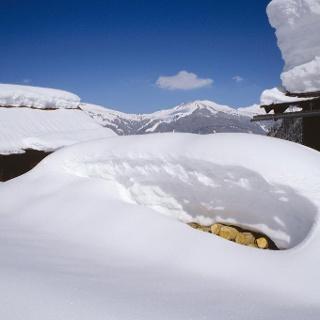 Schneemauer