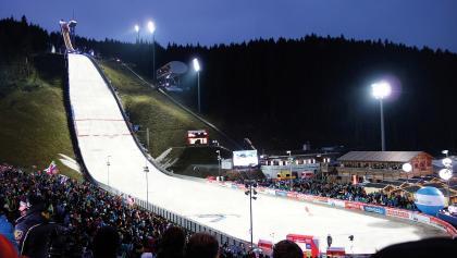 Weltcup Skispringen an der Vogtland Arena