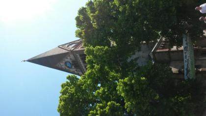 Start: Herz-Jesu-Kirche, Ettlingen