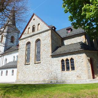 Kirche in Düssel