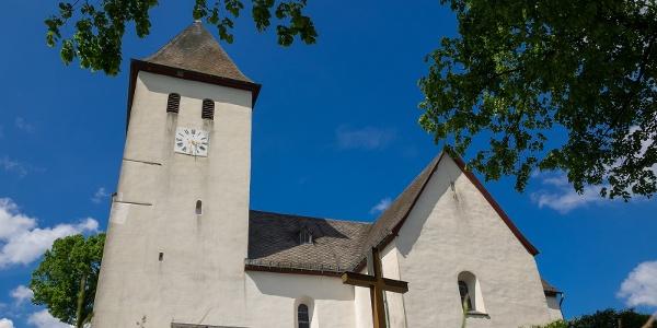 Kirche St. Cyriakus Berghausen.