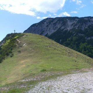 Blessenberg hinter Ascherjöchl