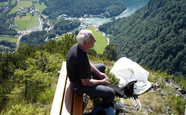 Ausblick vom Grünstein