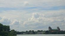 Veloroute Rhein (Richtung: Speyer - Karlsruhe)