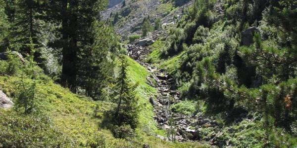 Trekking al Lago di Cece.
