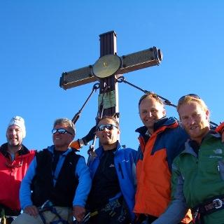 Mit Himalaja-Legende Peter Habeler am Großglockner