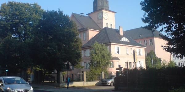Das Paul Gerhardt Gymnasium in Lübben