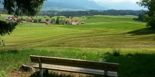 Zwischen Hauchenberg und Stoffelberg