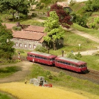 Modellbundesbahn Bad Driburg