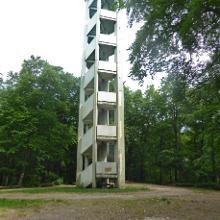 Der Himmelbergturm bei Alfeld