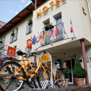Brauhaushotel im Hotelpark Stadtbrauerei Arnstadt