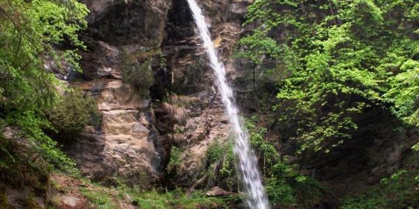 2. Wasserfall