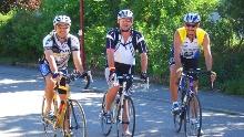 Genau 100 km mit dem Rennrad