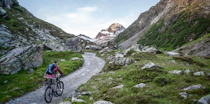 gletscher tour mountainbike outdoor portal montafon. Black Bedroom Furniture Sets. Home Design Ideas