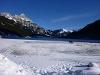 Der Haldensee  - @ Autor: kUNO  - © Quelle: Tourismusverband Tannheimer Tal