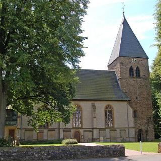 Stiftskirche in Stift Quernheim