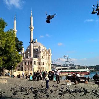 Ortaköy Promenadenplatz