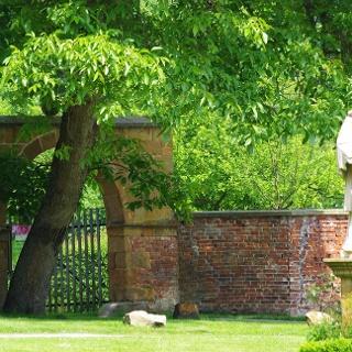 Gartenanlagen am Kloster Herzebrock