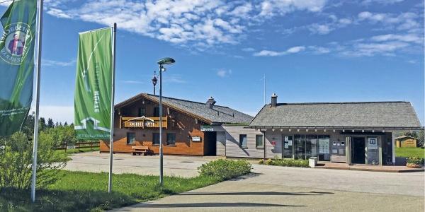 Infozentrum am Kniebis