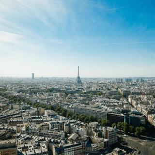 Le paysage urbain de Paris