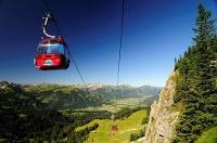 herrliche Panoramaaussicht © Tourismusverband Tannheimer Tal