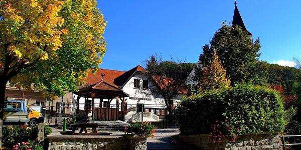 Hauptplatz von Stössing