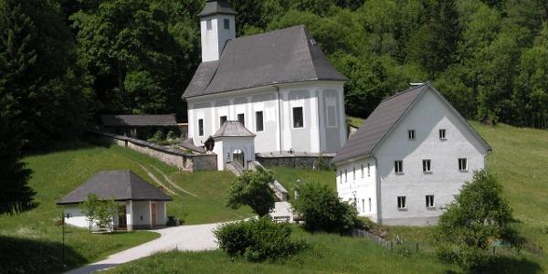 Bergsteigerfriedhof Johnsbach