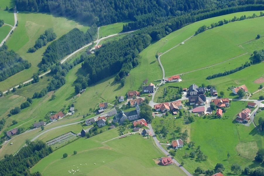 Dachsberg: Rundtour Hierbach 1