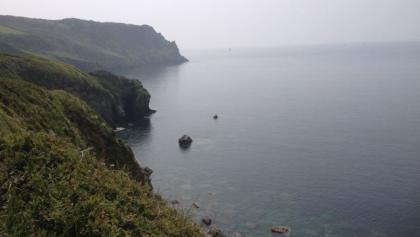 Aussicht vom Coast Path
