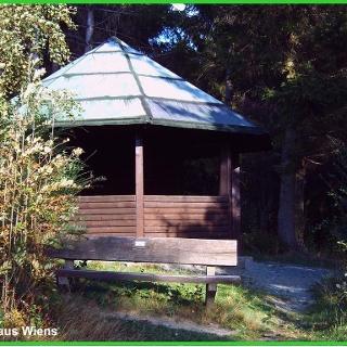 Rundwanderweg - Pavillon Steile Wiese