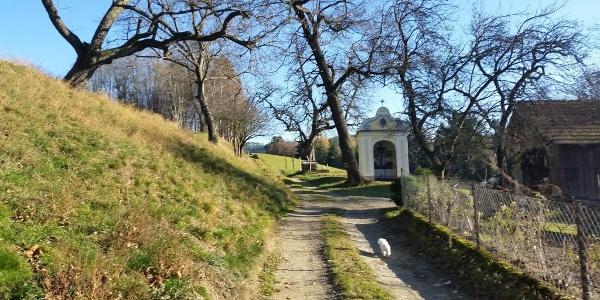Kapelle Schafferhof in Edlitz   Bucklige Welt