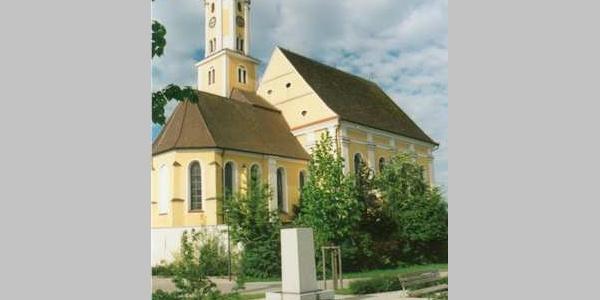 Kirchenführung in St. Martin Boos