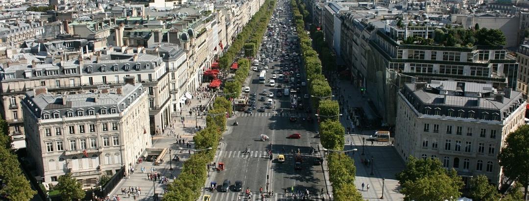Die Champs-Élysées