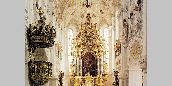 Wallfahrtskirche Kirchhaslach