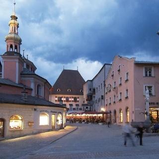 Hall in Tirol - Oberer Stadtplatz