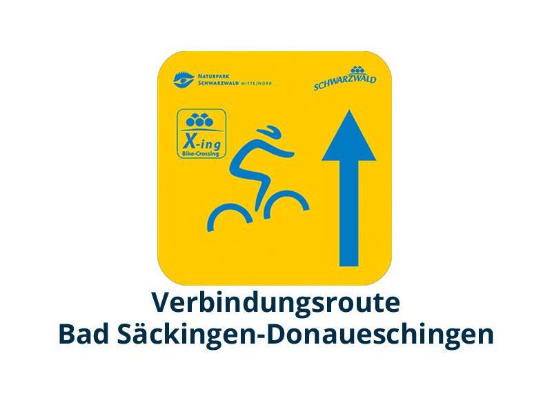 Bike-Crossing Schwarzwald - Verbindung Bad Säckingen-Donaueschingen