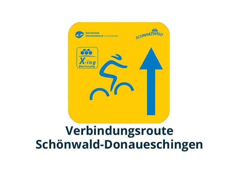 Bike-Crossing Schwarzwald - Verbindung Schönwald-Donaueschingen