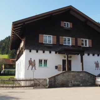 Zwergenschule bis Juli 2014, Unterjoch