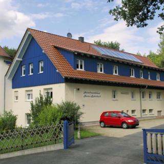 Naturfreundehaus Hanau-Rodenbach von vorne