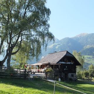 Die Launsberghütte bei Obervellach