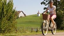Die Forggenseerunde - Aussichtsreiche Radtour von Schwangau um den Forggensee