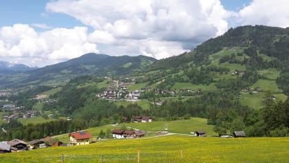 Ausblick nach Alpendorf
