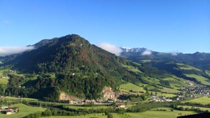 Aussicht vom Startplatz Alpendorf
