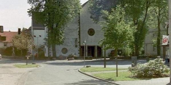Kath. Wallfahrtskirche Mariä Geburt