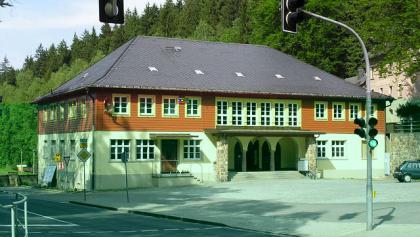 Bahnhof Kipsdorf