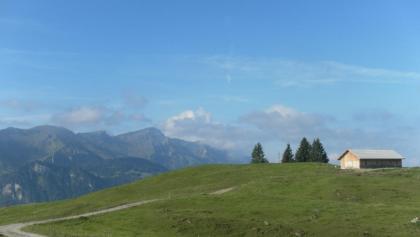 Alpgebiet von Sibratsgfäll